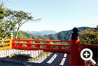 鞍馬寺からの眺望